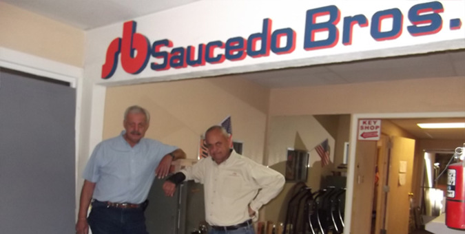 Saucedo Brothers El Paso Locksmith And Security Expert